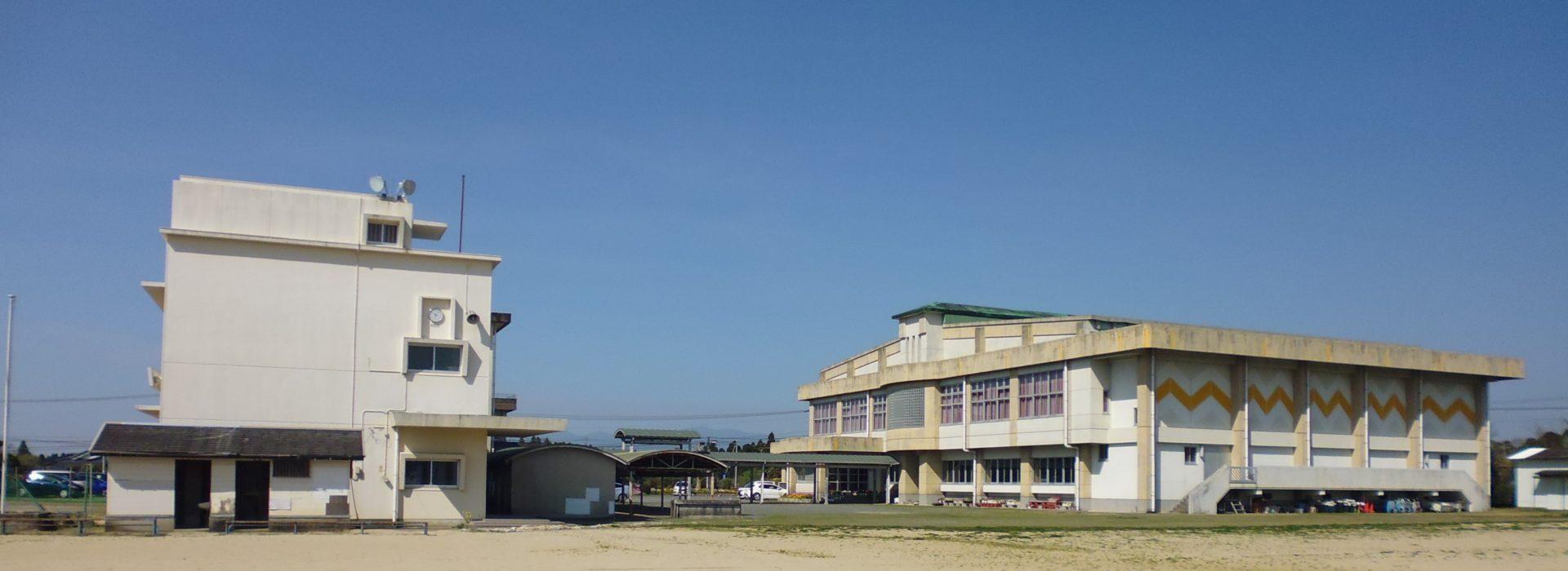 志布志市立有明中学校
